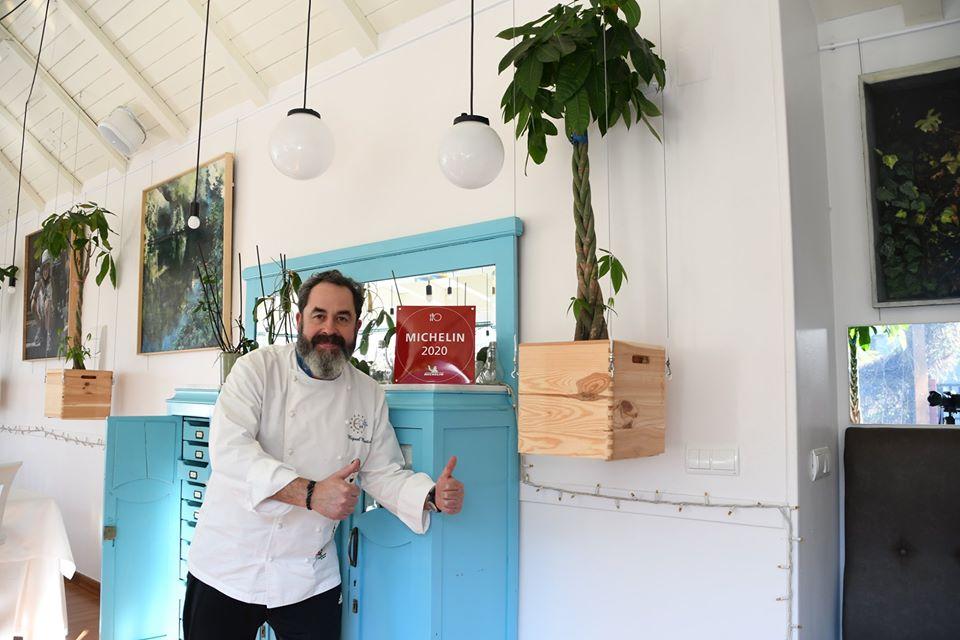 El Restaurante La Tronera de VIlladepalos reconocido en la Guía Michelin con la distinción Plato de Calidad 1