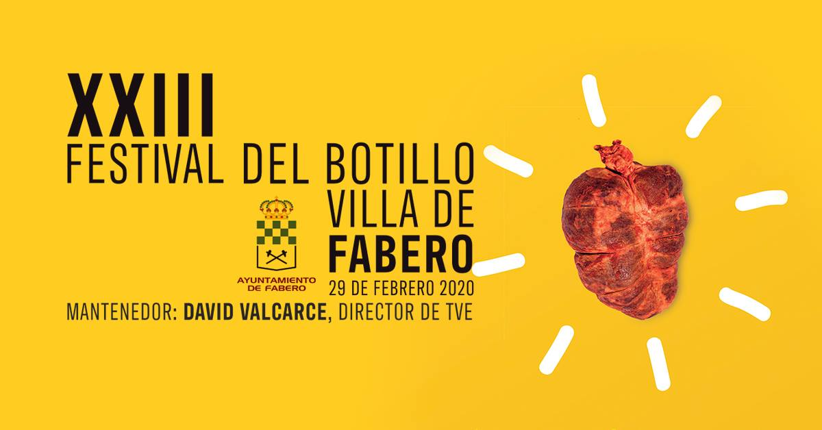XXIII Festival del Botillo Villa de Fabero 1