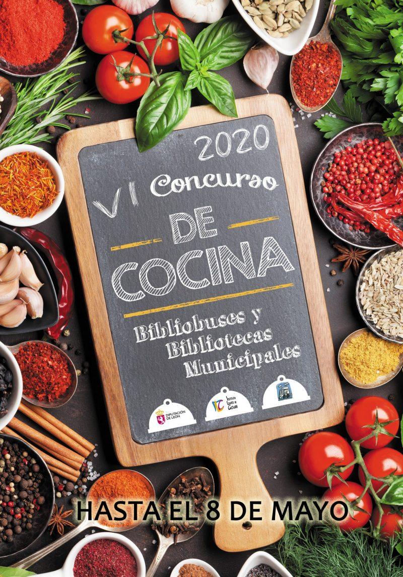 La Diputación convoca un concurso de cocina entre los usuarios de bibliotecas y bibliobuses 1