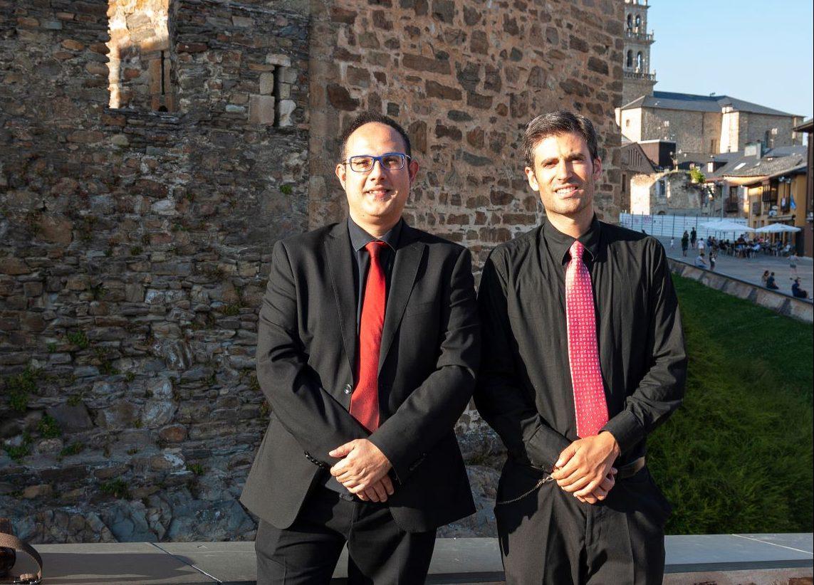 Concierto de trompa y piano en la Sala Río Selmo 1
