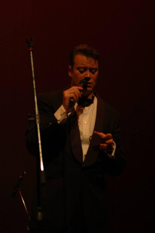 """Concierto del grupo liderado por Javier Arias, """"Doctor Bogarde"""" 1"""