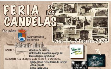 La Feria de Las Candelas abre el mes de febrero en Toreno 5