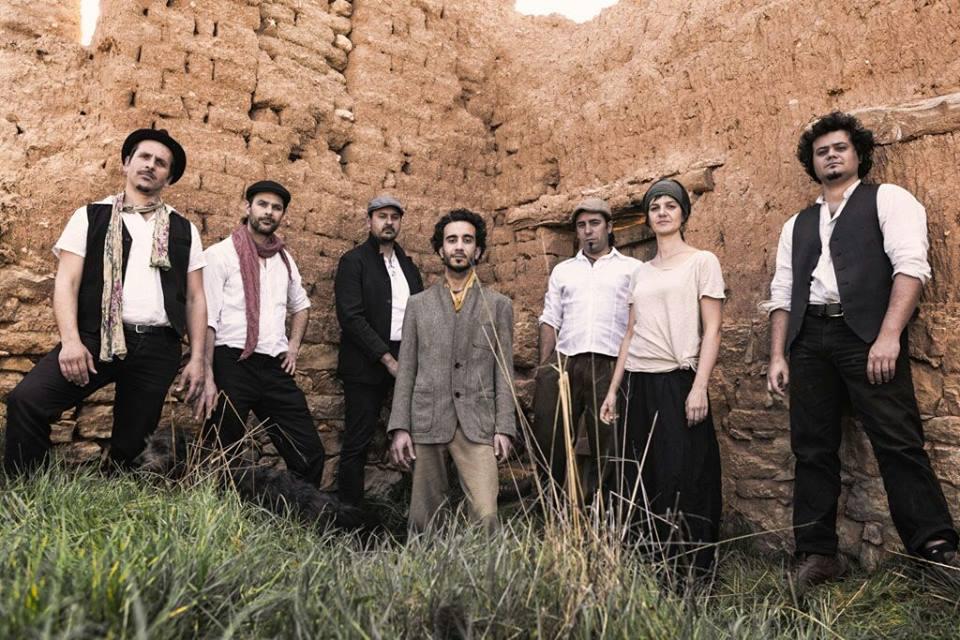 Los palentinos El Naán aterrizan en Ponferrada para presentar 'La Danza de las Semillas', elegido Mejor Disco Europeo en 2018 1