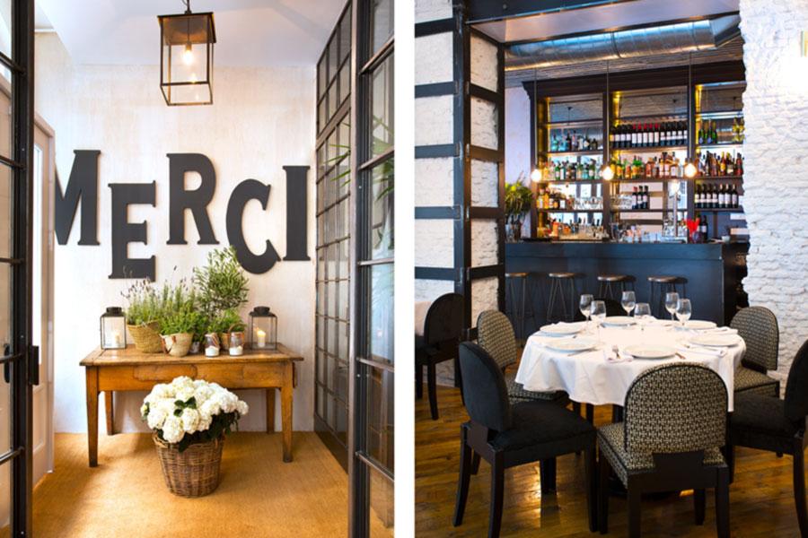 Reseñas Gastronómicas: Restaurante MERCI de Madrid 1