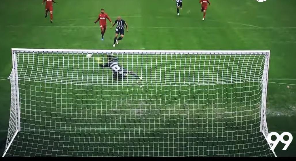 La Liga elige un gol de Yuri de Souza entre los '100 golazos en la historia de La Liga' 1