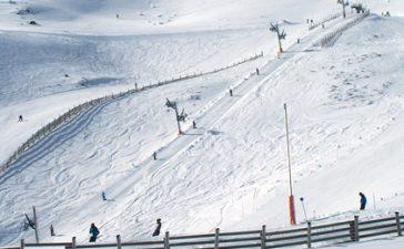 San Isidro y Leitariegos reciben más de 6.500 esquiadores 1