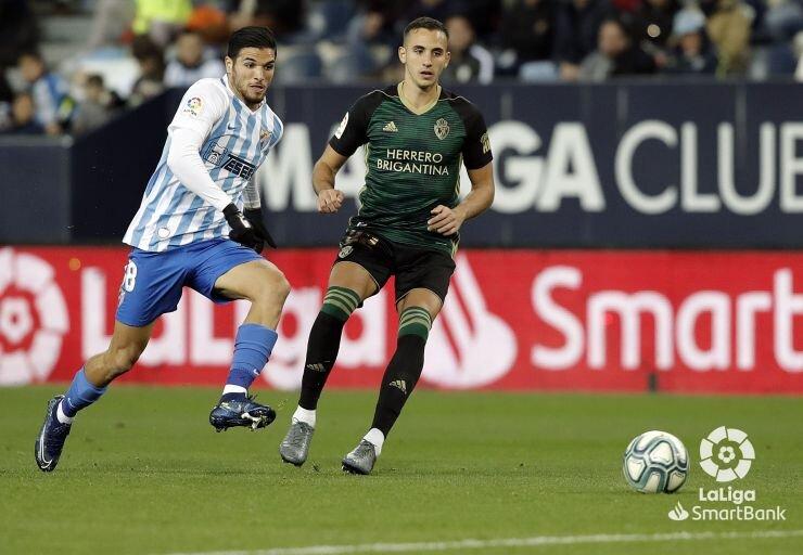 Un mal despeje le da un gol al Málaga que la Ponferradina no fue capaz de remontar 1