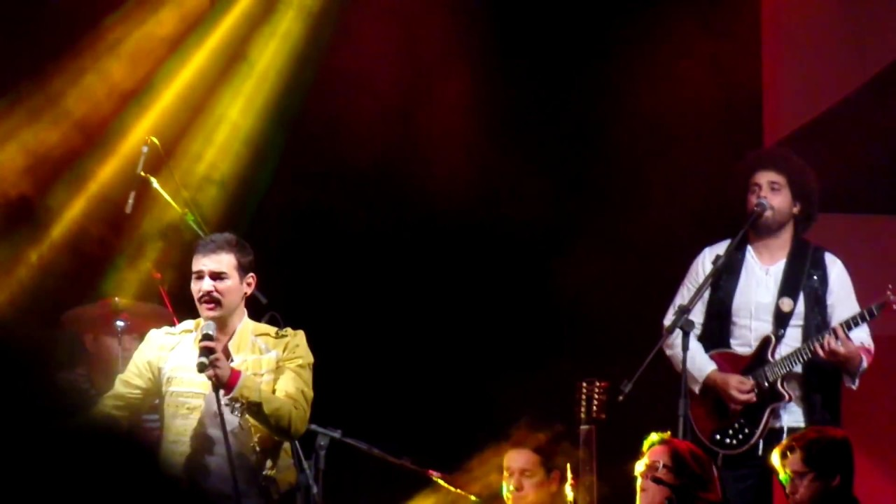 Magic Queen, el mejor tributo española a la banda británica, el sábado en Ponferrada 1