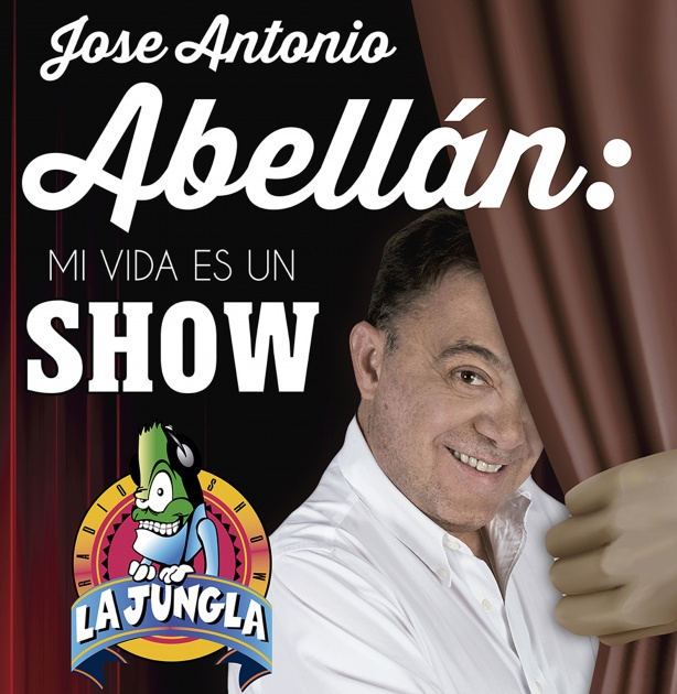 Jose Antonio Abellán presentará su monólogo 'Mi vida es un show' en el Benevivere 1