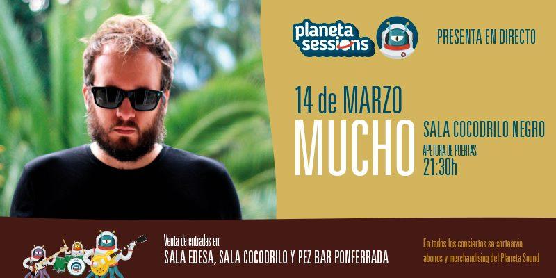 Planeta Sessions - Mucho 1