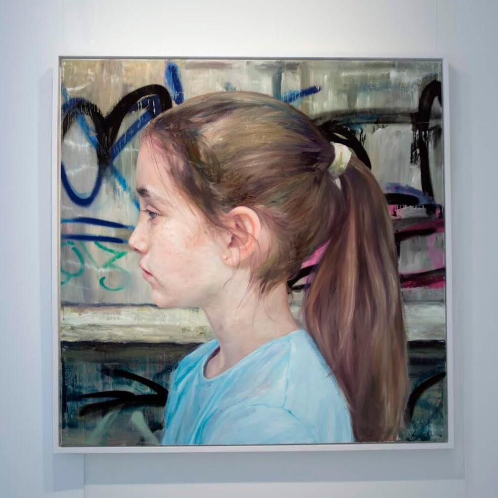 La artista Leonor Solans Gracia gana el IV Certamen de Pintura 'Ciudad de Ponferrada' 1