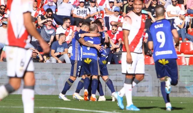 Ivi, titular en el partido contra el Rayo Vallecano 1