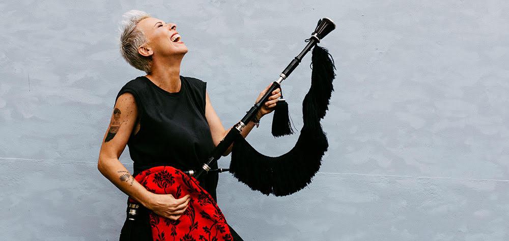 La gaitera Susana Seivane, actuará en la Sala Tararí en Marzo 1