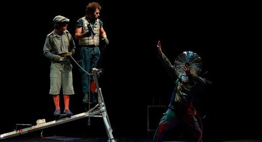 """Teatro familiar en el Bergidum: Gorakada presenta una divertida e inteligente adaptación de """"La odisea"""" para público familiar 1"""