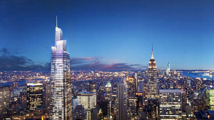 El vidrio berciano viste la torre 'One Vanderbilt', la cuarta más alta de Nueva York 1