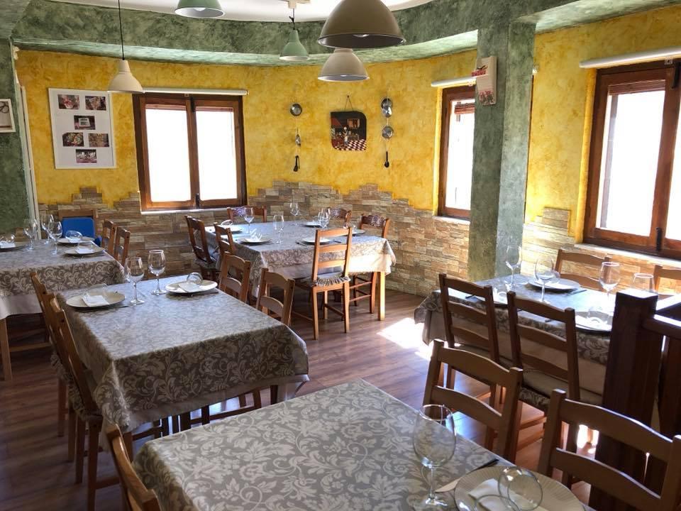Reseñas Gastronómicas: Restaurante Anibal en Igüeña 1