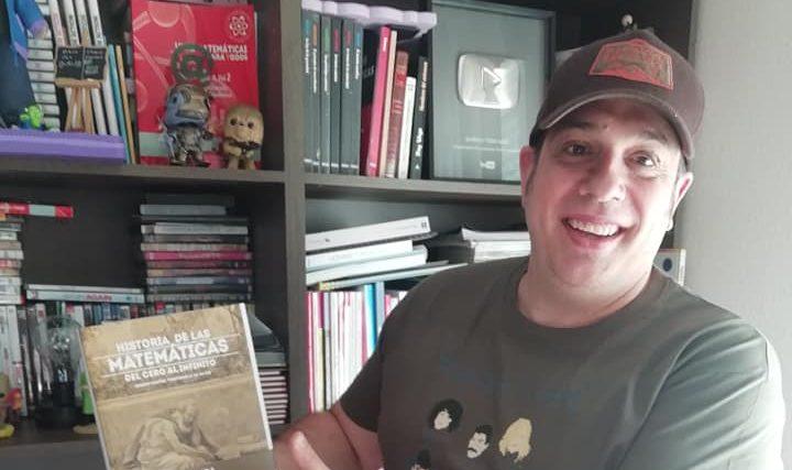 Sergio Barrio presenta el sábado una actualización de su libro