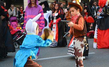 Ponferrada llena las calles de ilusión en el Carnaval infantil 2020 5