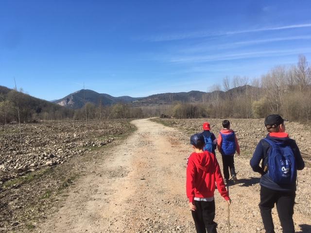 Ruta: Un paseo de Viladepalos a Peón 4