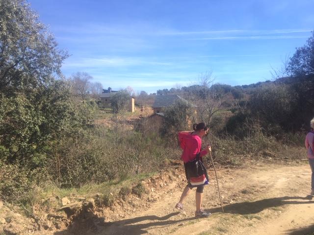 Ruta: Un paseo de Viladepalos a Peón 9