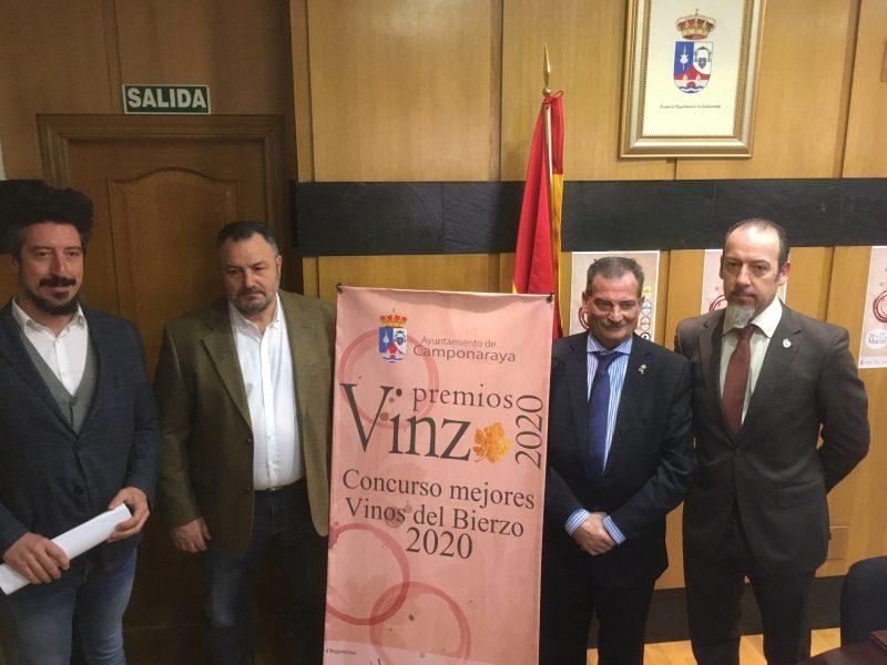 Se pospone la primera edición de los Premios Vinzo de Camponaraya 1
