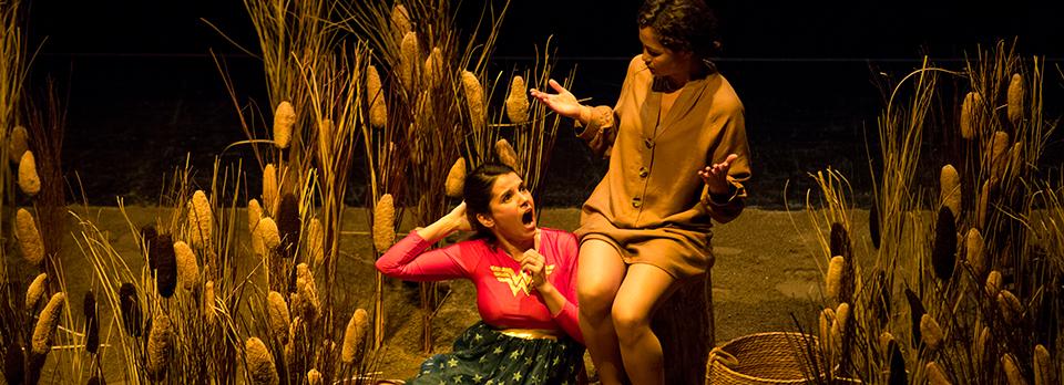 La berciana Raquel Mirón regresa al Bergidum dentro del montaje 'La Perra' que se representa el 14 de febrero 1