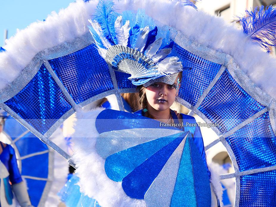 Carnaval 2020: Camponaraya sale a la calle a ritmo de comparsa 1