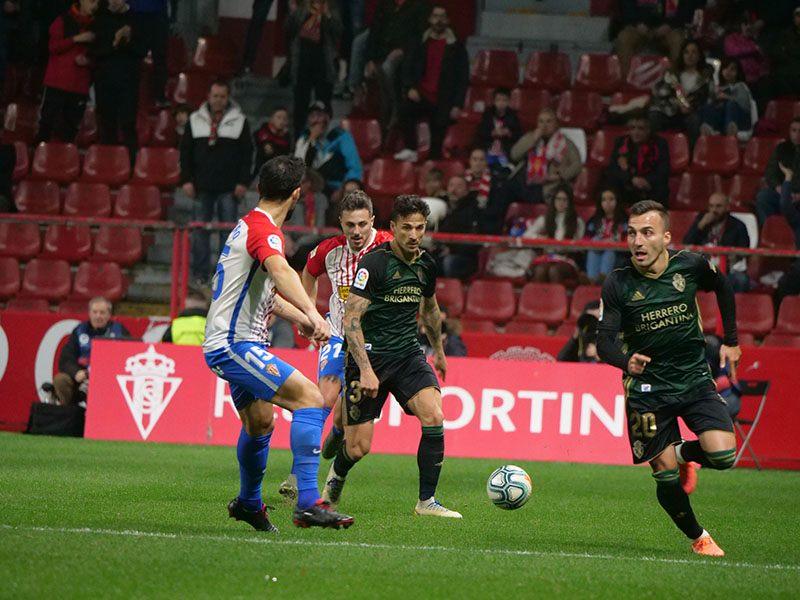 La deportiva realojará a los abonados del Fondo Sur para el partido ante el Real Sporting 1