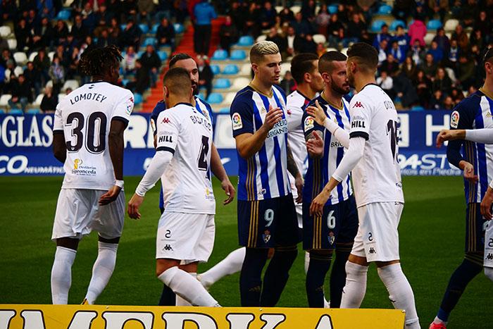 La Deportiva deja escapar la victoria ante el Extremadura (0-0) 1