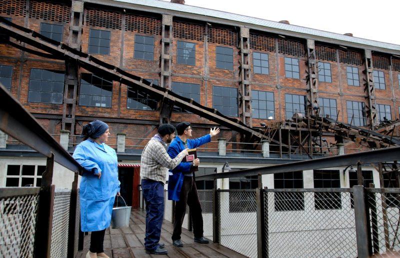 Últimas plazas para la visita teatralizada al Museo de la Energía 1