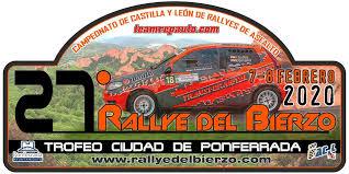 XXVII Rallye del Bierzo Trofeo Ciudad de Ponferrada 1