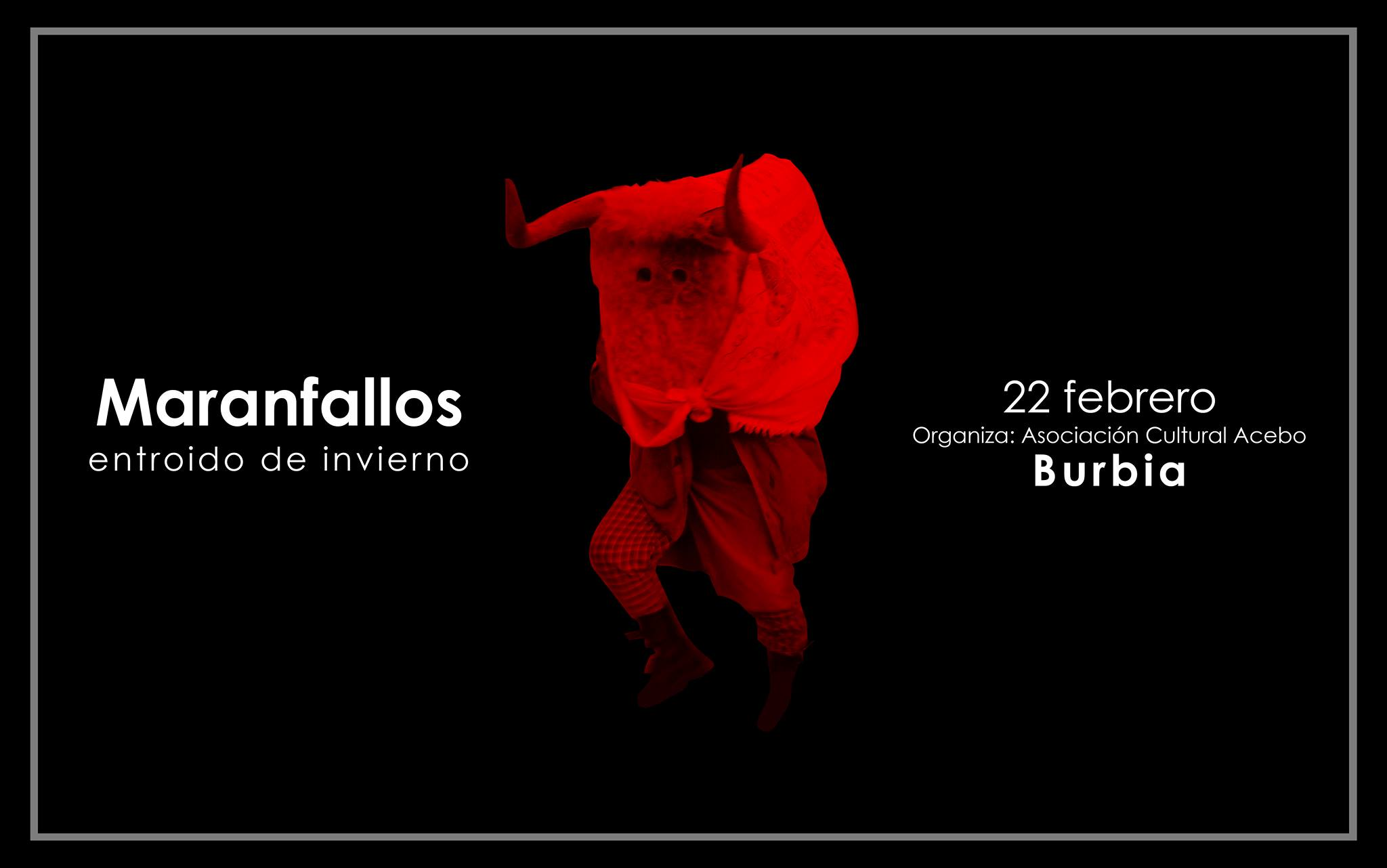 La tradición de Los Maranfallos regresa este sábado a Burbia 1