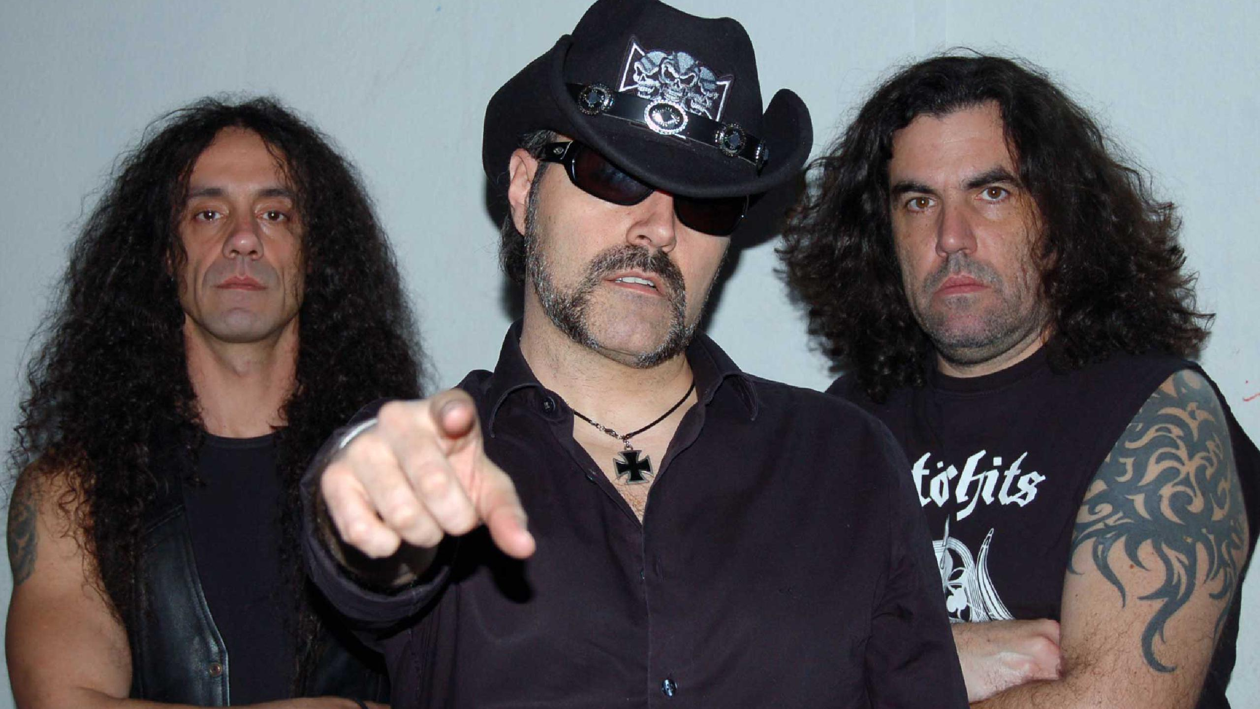 Motörhits tributo a Motörhead en Ponferrada 1