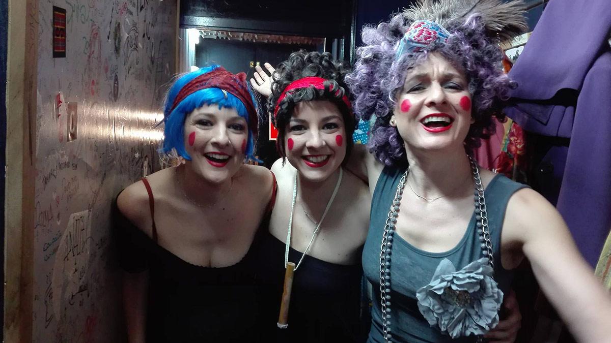 Las niñas de Cádiz abrirán el Carnaval de Ponferrada con su 'Cabaré a la gaditana' 1