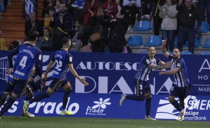 El partido Oviedo-Ponferradina cambia de hora 1