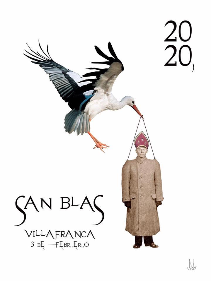 Fiestas de San Blas en el barrio del Castillo de Villafranca 1
