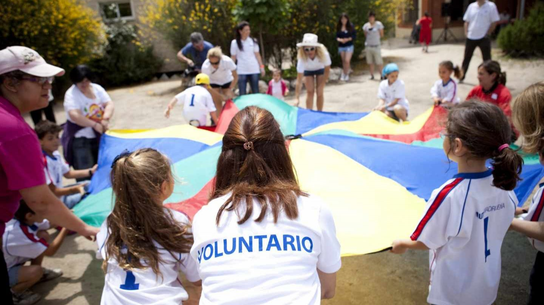 Curso de formación de voluntariado en Ponferrada 1