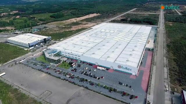 La vidriera Tvitec activará un ERTE sobre el 30% del personal de fábrica para preservar el futuro de la compañía 1