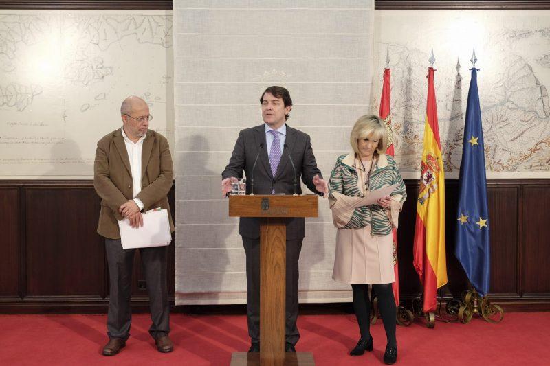 La junta de Castilla y León decreta el cierre de los centros educativos inicialmente desde el lunes 16 al jueves 26 de marzo 1