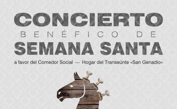 Concierto benéfico de Semana Santa de la Orquesta Ciudad de Ponferrada 7
