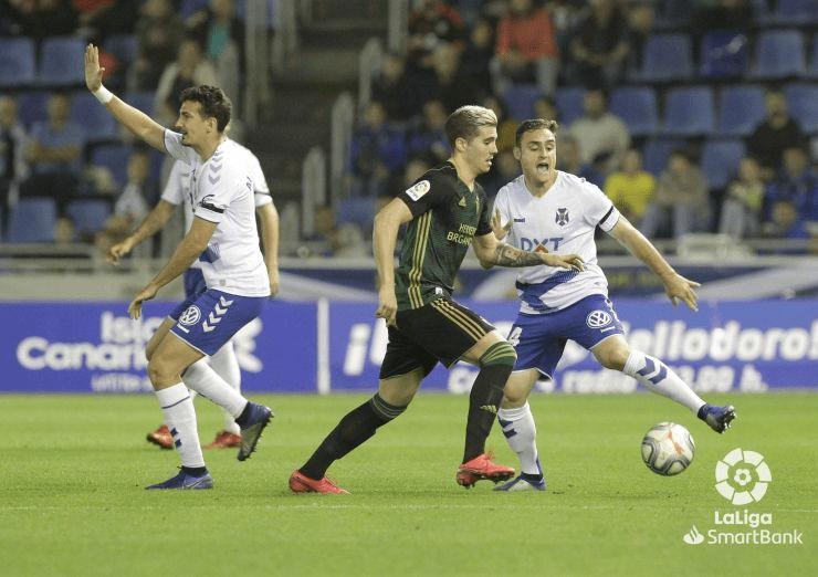 Los puntos se quedaron en Tenerife 1