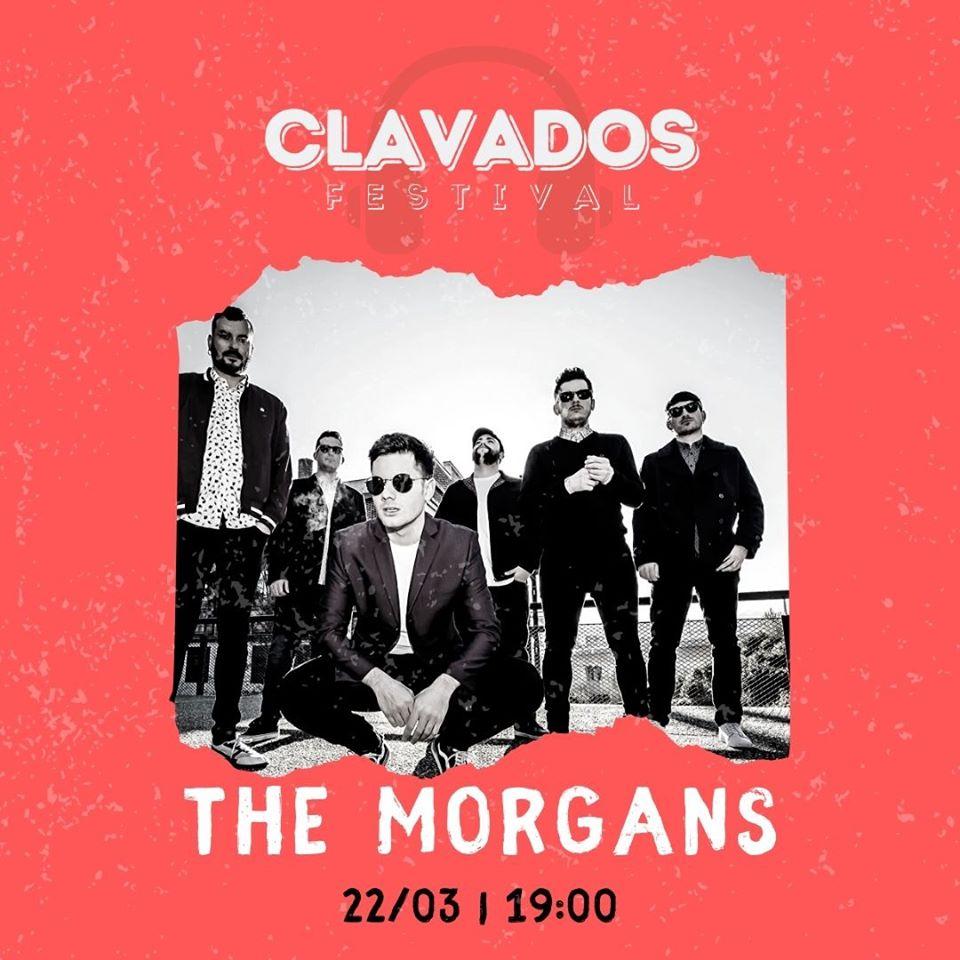 Los bercianos The Morgans sonarán el domingo en el festival online 'Clavados' que organiza la revista Un Clavo Ardiendo 1