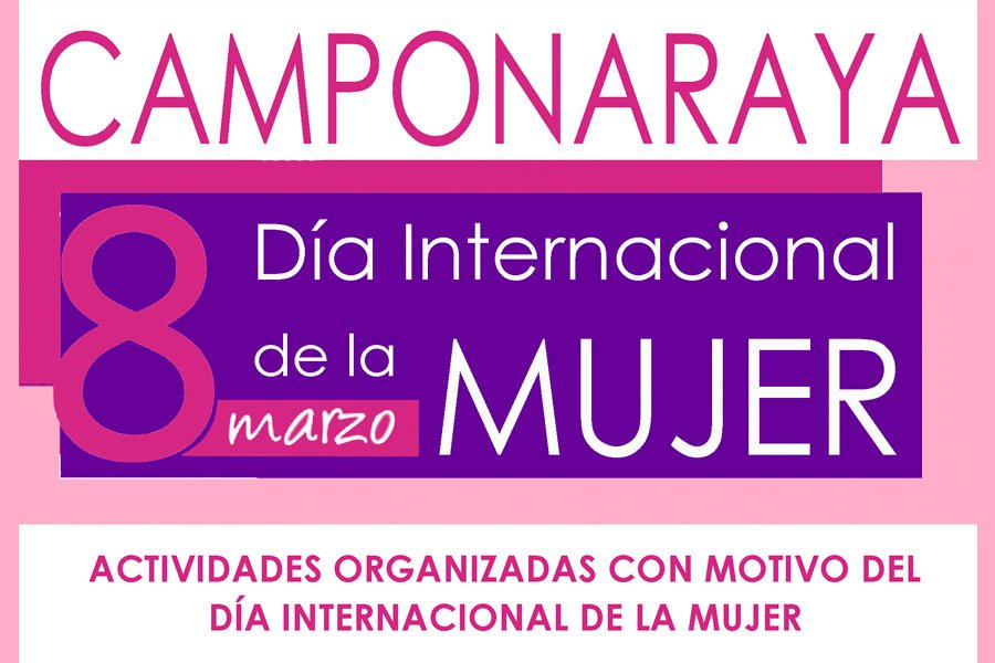 Camponaraya celebra el Día internacional de la Mujer con teatro y más actividades 1