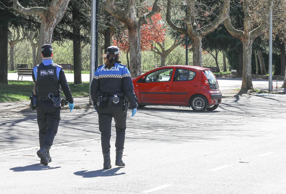 La Junta publica la declaración de Alerta 4 en el territorio de Castilla y león 1