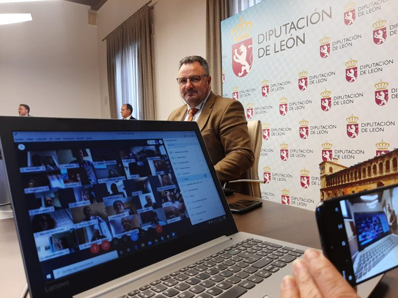 La Diputación aprueba convocatorias por importe de 26 millones de euros para crear infraestructuras y empleo en el medio rural 1