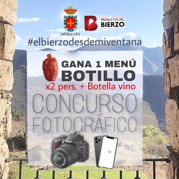 #elbierzodesdemiventana, una iniciativa para mostrar el Bierzo desde otro punto de vista 1