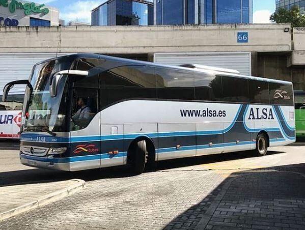 Interceptados en León dos viajeros, positivos en Coronavirus, en un autobús que viajaba de Madrid a Gijón 1