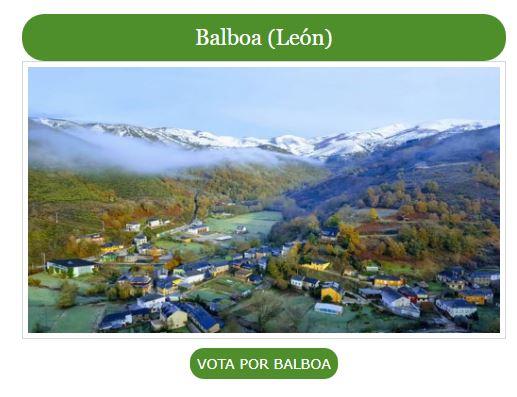 Balboa repite nominación en el concurso para elegir el pueblo más bello de Castilla y León 1