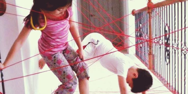 Juegos y actividades para hacer con los niños sin salir de casa 1