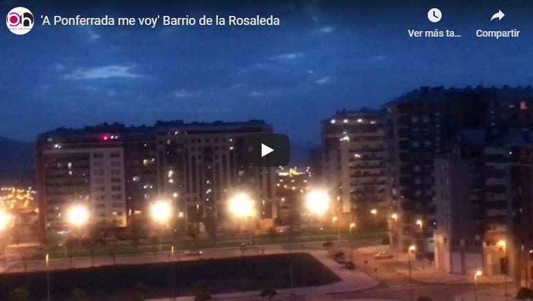 El barrio de La Rosaleda se monta su particular 'Saturday Night' 1